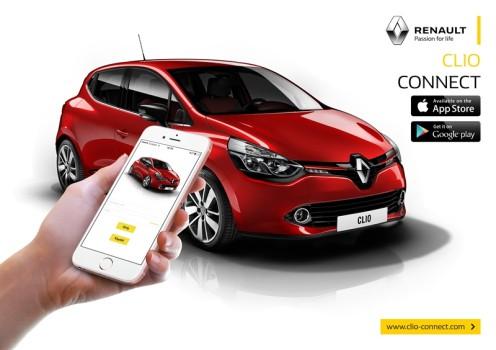 RenaultClioConnect