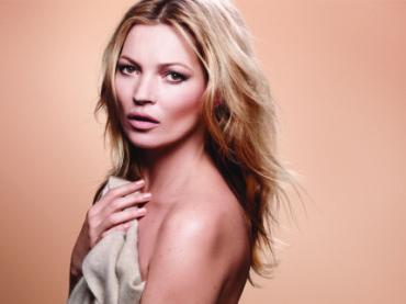 Kate Moss imzalı güzellik