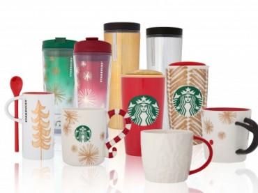 Starbucks'tan yeni yıl hediyeleri