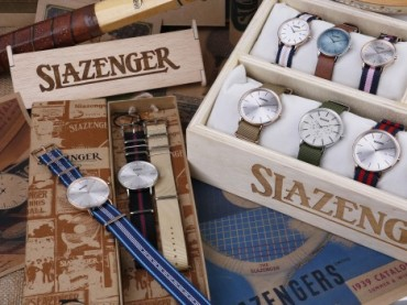 Slazenger'dan retro serisi