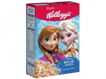 Ülker Kellogg's Karlar Ülkesi ile eğlenceli kahvaltılar!