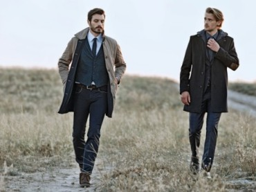 Kiğılı erkek kış modası