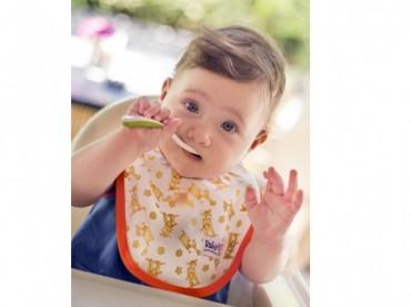 Bebekler mama saatlerinde özgür