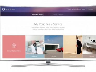 Samsung 2016 Akıllı TV Ailesi
