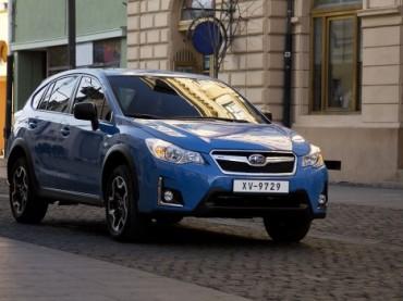 Subaru XV yenilendi