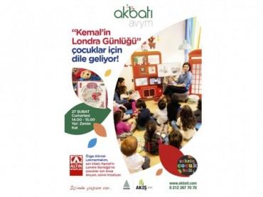 Kemal'in Londra Günlüğü Akbatı AVYM'de dile geliyor