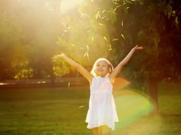 Bırakın çocuğunuz güneşle tanışsın!