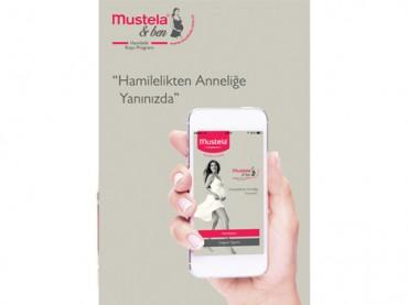 Mustela'dan ücretsiz hamilelik koçu mobil uygulaması