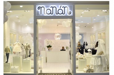 Nanan'ın ikinci mağazası Aqua Florya'da açıldı
