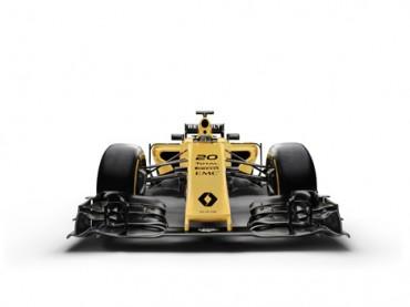 Renault Sport Formula 1 Takımının yeni logosu