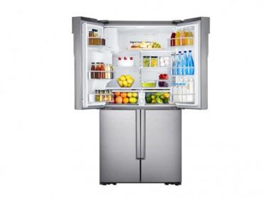 Samsung'tan 4 Kapılı Flex Buzdolabı