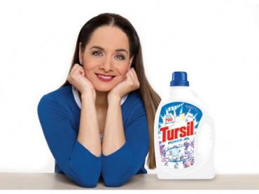 Çamaşır çoksa, Tursil'le yıka