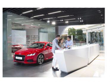 Audi City İstanbul açıldı!