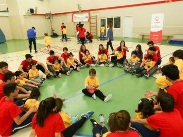 Özel Olimpiyatlar Minik Sporcular yetiştiriyor!