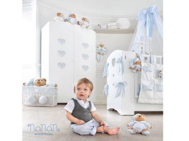 Bebeğinizin ilk odası Nanan'dan