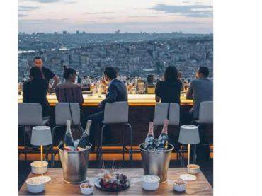 Nuteras, Tabla Restoran ile birlikte Açılıyor