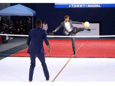 Tommy Hilfiger'da turnuva rüzgarı
