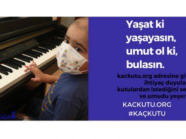 Kanserli çocuklara ve ailelerine destek olun!