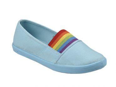 Rengarenk keten ayakkabılar