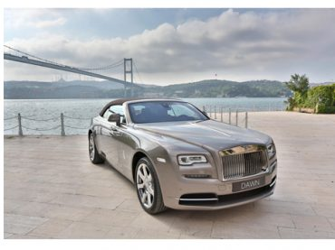Güneş Rolls- Rolls için doğdu!