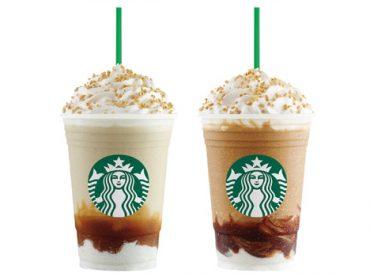 Starbucks'ın iki yeni lezzeti