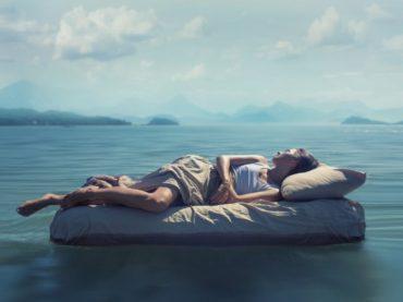 Yaz sıcağında rahat bir uyku