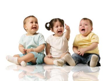 Bırakın çocuğunuz ağlasın!