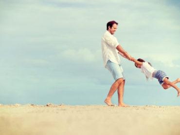 Baba çocuğun güven nesnesidir!