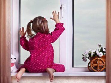 Balkon ve pencereleri 10 adımda güvenli hale getirin!