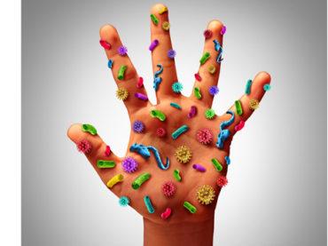 Elinizde taşıdığınız mikropları unutmayın!