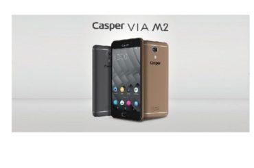 Selfie'ler için Casper VIA M2