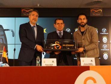 Galatasaray'ı şampiyonluğa TEMSA taşıyacak