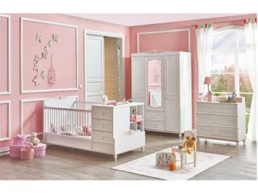 Bebeğinizin odasına kelebek etkisi