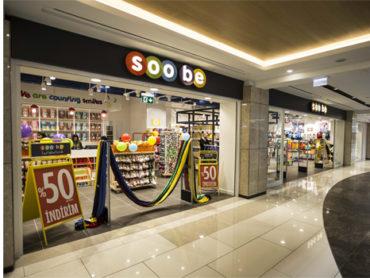 Soo be yeni mağazasını Capitol AVM'de açtı!
