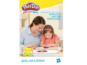 Play-Doh ile Şekil Ver Öğren