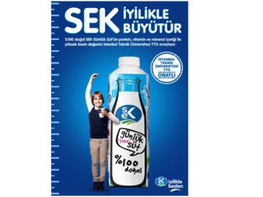 Sek'ten Türkiye'de ilk