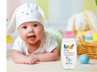 Uni Baby bebek losyonu