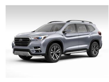 Subaru'dan 7 kişilik otomobil