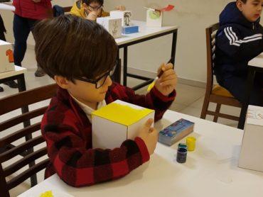 İstanbul Rumeli Üniversitesi çocukları üniversiteli yapıyor
