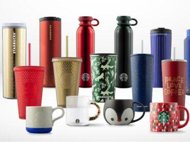 Starbucks 2021 yeni yıl hediyeleri