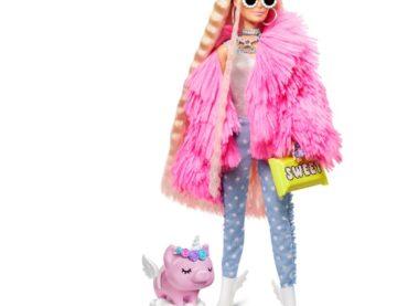 Barbie'den Extra Moda!
