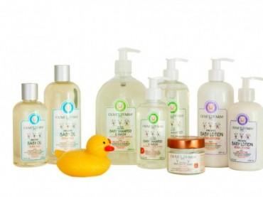 Olive Farm'dan bebeklere özel ürünler