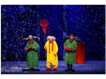 """Muhteşem aile şovu """"Slava's Snowshow""""yeniden Zorlu PSM'de!"""