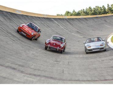 Klasik spor otomobillerde işbirliği