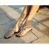 Yazın şık sandaletler