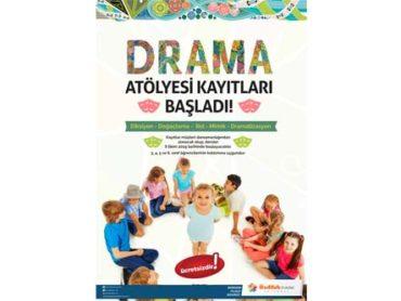 Çocuklara özel drama dersleri