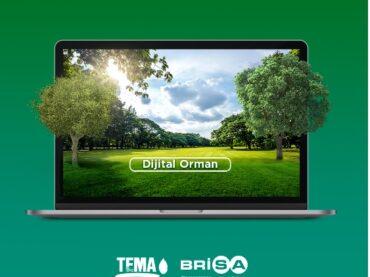 Dijital Orman için sen de destek ol!