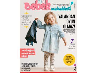 Bebek Muhabbeti Nisan Sayımız Yayında!