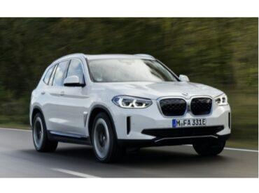Yeni BMW İX3