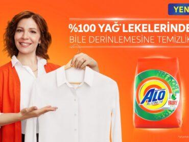 Yenilenen Alo'nun yeni reklam yüzü!